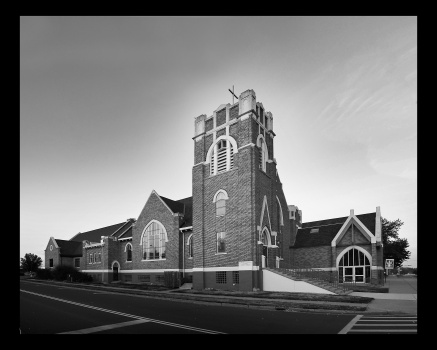 Bethany Lutheran Church BW